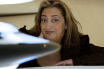 Zaha Hadid(ザハ・ハディド)
